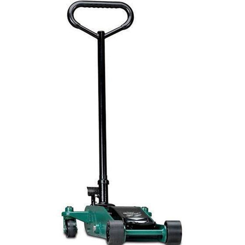Automotive - Esco CompaC 2 Ton Super Low Profile Floor Jack W/ Foot Pedal