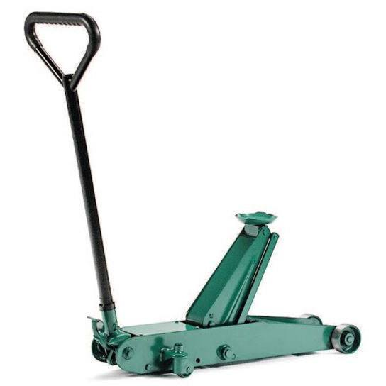 Esco Compac 3 Ton Low Height Floor Jack W Foot Pedal