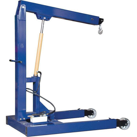 Automotive - Hein-Werner 2 Ton Engine Crane