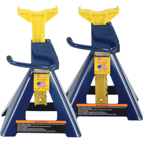 Automotive - Hein-Werner 3 Ton Capacity Jack Stand