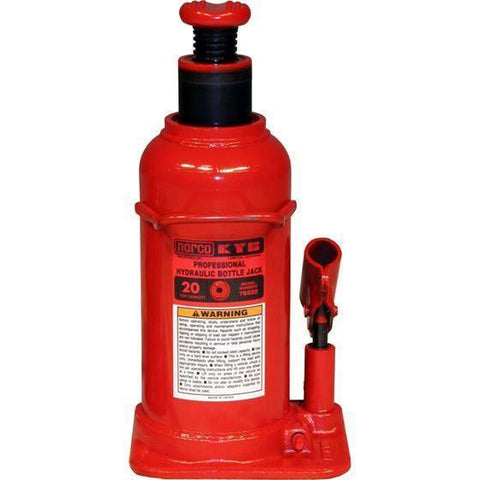 Automotive - Norco 20 Ton Capacity Bottle Jack With Gauge Hole