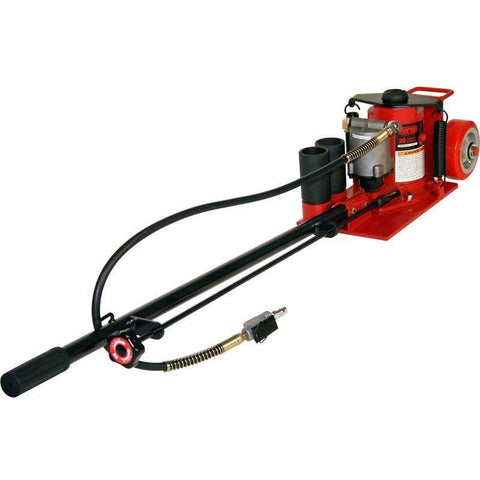 Automotive - Norco 20 Ton Capacity Low Height Air Operated Hydraulic Hand Jack