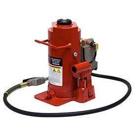 Automotive - Norco 20 Ton Capacity Standard Height Air Operated Hydraulic Bottle Jack