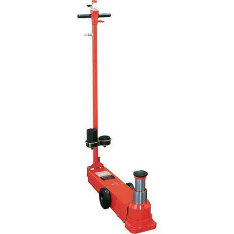Automotive - Norco 50 / 25 Ton Capacity Air / Hydraulic Telescopic Floor Jack