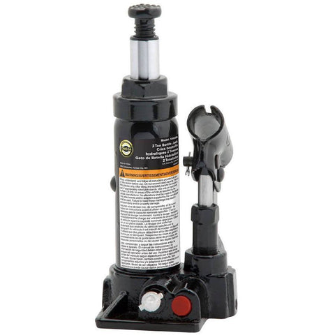 Automotive - Omega 2 Ton Side Pump Bottle Jack 10025B