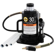 Automotive - Omega 30 Ton Air Actuated Bottle Jacks