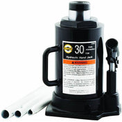 Omega 30 Ton Manual Bottle Jack (Side Pump)