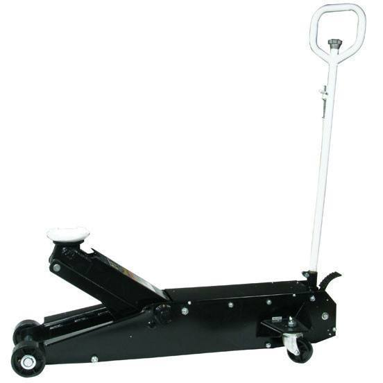 Omega 5 Ton Magic Lift Long Chassis Service Jack 6 1 2 In