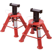 Automotive - Sunex 10 Ton Low Height Pin Type Jack Stands (Pair)