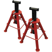 Automotive - Sunex 10 Ton Medium Height Pin Type Jack Stands (Pair)