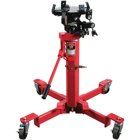 Automotive - Sunex 1000 Lb. (1/2 Ton) Air/Hydraulic Telescopic Transmission Jack