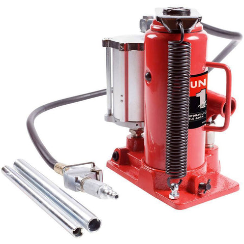 Automotive - Sunex 12 Ton Air/Hydraulic Bottle Jack