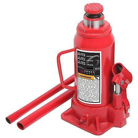 Automotive - Sunex 12 Ton Bottle Jack
