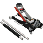 Automotive - Sunex 2 Ton Aluminum Service Jack W/Rapid Rise Feature