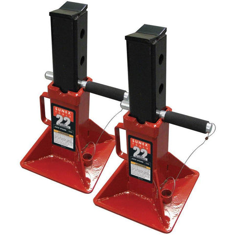 Automotive - Sunex 22 Ton Jack Stands (Pair)
