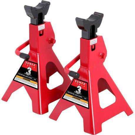 Automotive - Sunex 3 Ton Jack Stands (Pair)