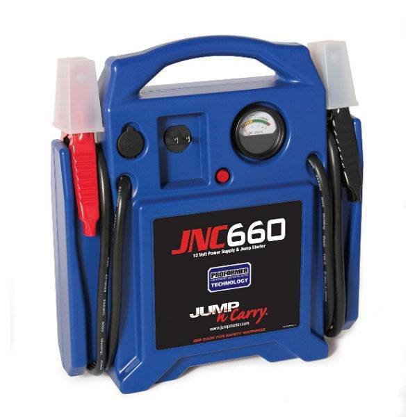 Jump N Carry Jnc660 >> Clore Jump-N-Carry 1700 Peak Amp 12V Portable Jump Starter ...
