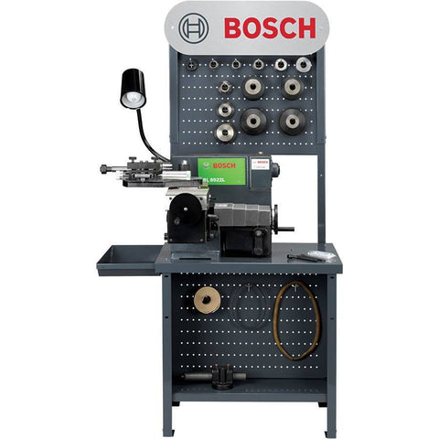 Brake Service - Bosch Combination Brake Lathe