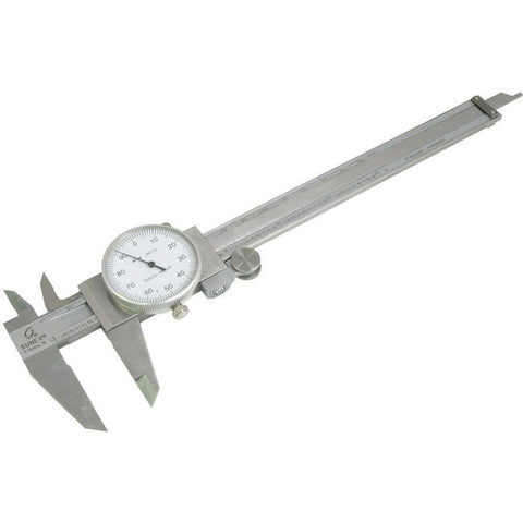 Brake Service - Sunex 6 In 150mm Dial Caliper