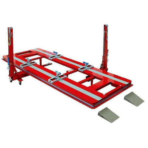 Frame Service - Star-A-Liner Frame Machine Series 20 20 Ft L Two Tower W/ Hyd