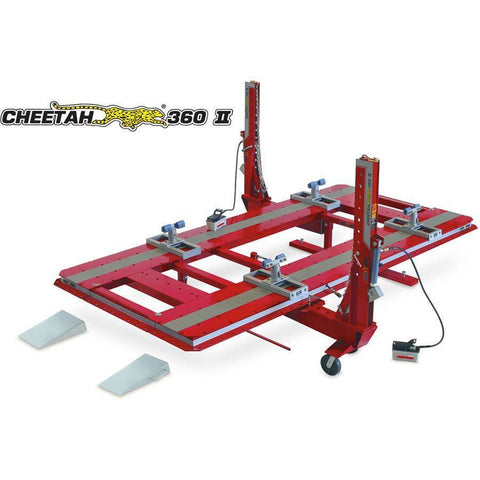 Frame Service - Star-A-Liner Frame Machine Series 360 15 Ft L Two Tower W/ Hyd