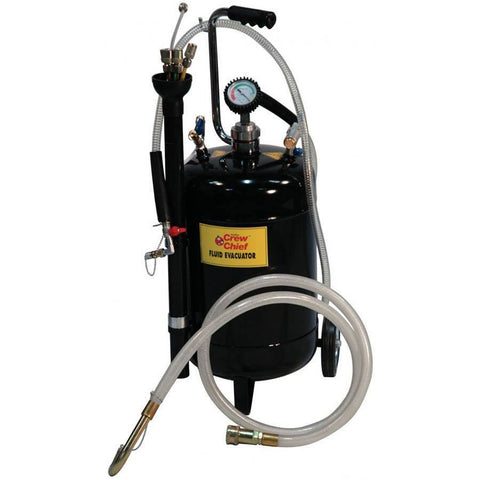 Fuel Transfer + Lubrication - JohnDow 15 Gal Air-Operated Fluid Dispenser