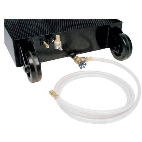 Fuel Transfer + Lubrication - JohnDow Air Evacuation Kit For JDI-LP4 Low Profile Oil Drain