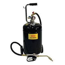 Fuel Transfer + Lubrication - JohnDow Air-Operated Fluid Dispenser (5 Gal)