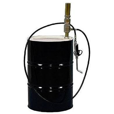 Fuel Transfer + Lubrication - JohnDow Pneumatic Oil System For 55 Gal Open-End Drum W/ 3:1 Pump