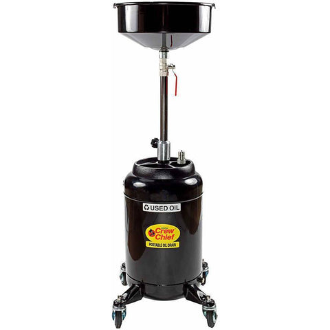 Fuel Transfer + Lubrication - JohnDow Portable Drain (16 Gal)