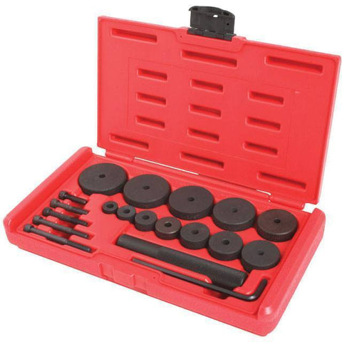 Hand Tools - Sunex 19 Pc. Seal And Bearing Driver Set