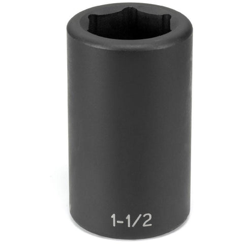 Impact Socket - GP 1-1/2 Inch Deep Length Budd