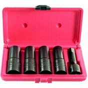 Impact Socket - Ken-Tool 5 Piece Thinwall Flip Socket Set