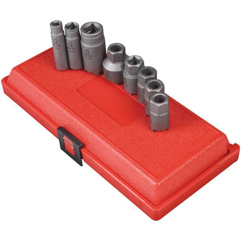 Impact Socket - Sunex 8 Pc. Antenna And Mirror Maintenance Socket Set