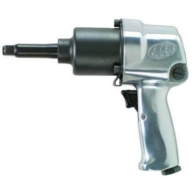 Impact Tool - IR Super Duty 1/2 In Drive Air Impact Wrench - W/ 2 In Ext. Anvil