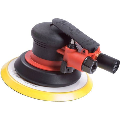 Impact Tool - Sunex 6 In Random Orbital Sander With 3/16 In (5mm)Orbit