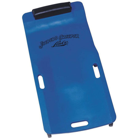 Shop Equipments - Lisle Blue Low Profile Plastic Creeper