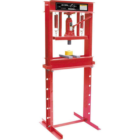Shop Equipments - Sunex 12 Ton Shop Press