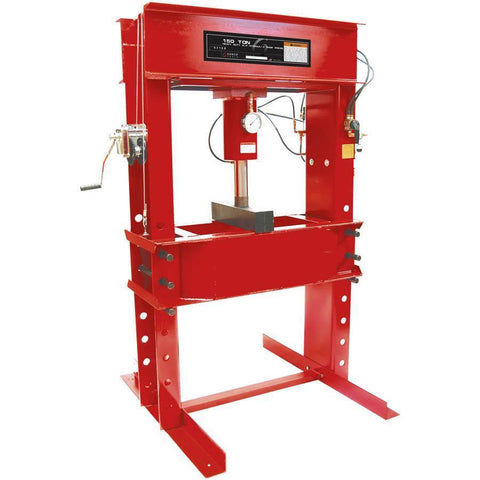 Shop Equipments - Sunex 150 Ton Air/Hydraulic Shop Press
