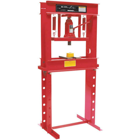 Shop Equipments - Sunex 20 Ton Shop Press