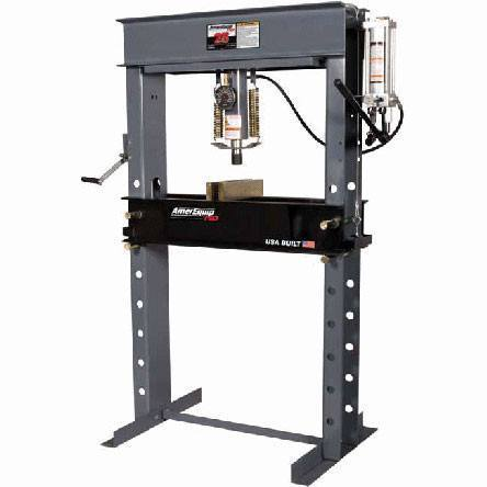 Shop Equipments - Sunex 25 Ton Manual Press
