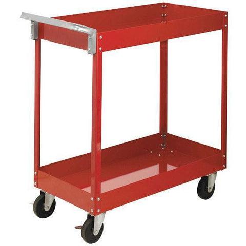Shop Equipments - Sunex Economy Service Cart-Red