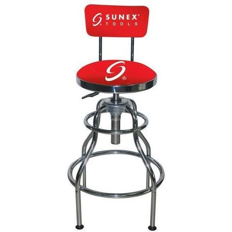 Shop Equipments - Sunex Hydraulic Shop Stool