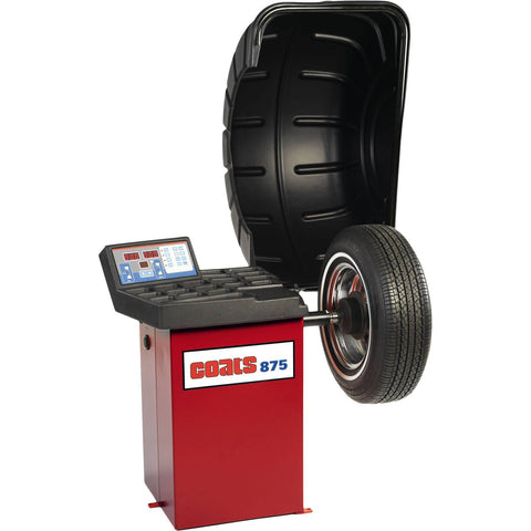 Tire Balancers - Coats Light And Medium Duty Tire Balancer