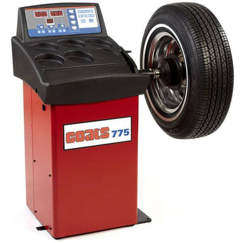 Tire Balancers - Coats Low-Cost Light And Medium Duty Tire Balancer