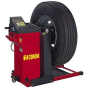 Tire Balancers - Corghi Truck Wheel Balancer