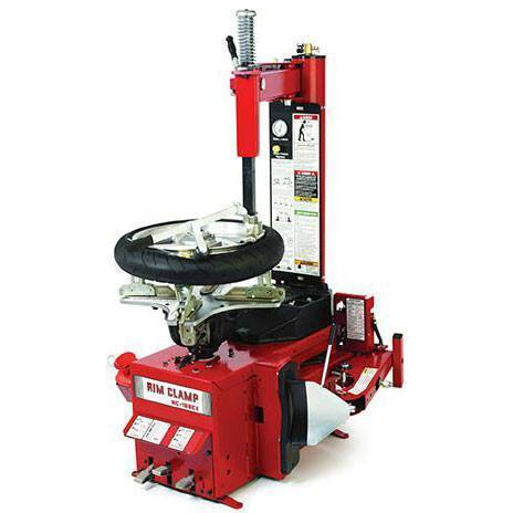 Tire Changer - Coats Motorcycle And Atv Tire Changer