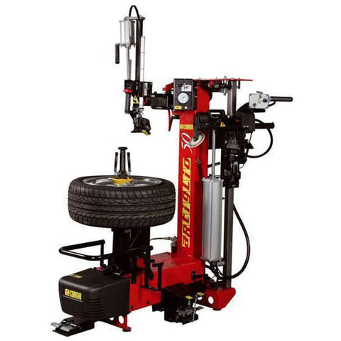 Tire Changer - Corghi Artiglio Tire Changer W/ Pneumatic Locking Swing Arm