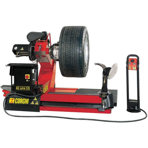 Tire Changer - Corghi Economy Super Heavy Duty Tire Changer