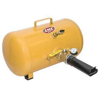 Tire Changing Tools - AME 10 Gal Tire Bead Seater With Steel Tank